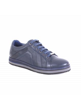 Туфли мужские на платформе