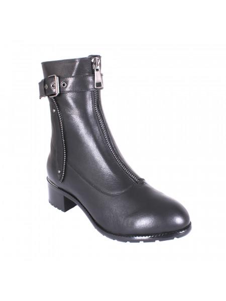 Ботинки женские демисезонные на платформе/танкетке
