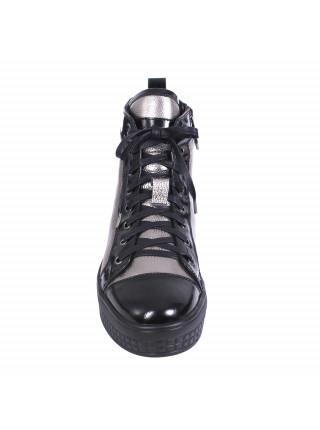 Ботинки женские зимние на платформе/танкетке