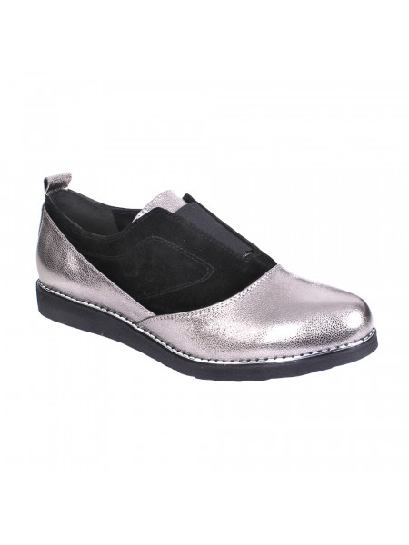 Туфли женские на платформе/танкетке